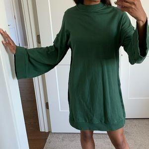 ASOS Sweatshirt Dress